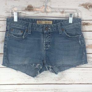 BKE Denim DIY Kate Boot Jean Shorts